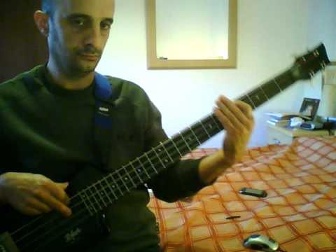 bass The Girl From Ipanema in Fmaj7