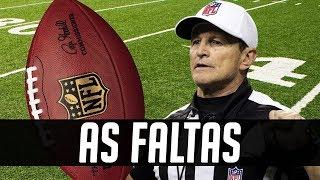 Entendendo as Faltas no Futebol Americano