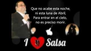 Gilberto Santa Rosa - Derroche ( Letra )