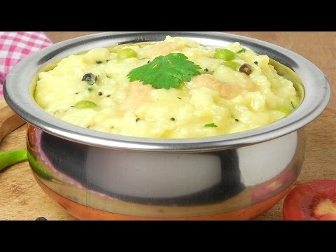 Khara Pongal Recipe