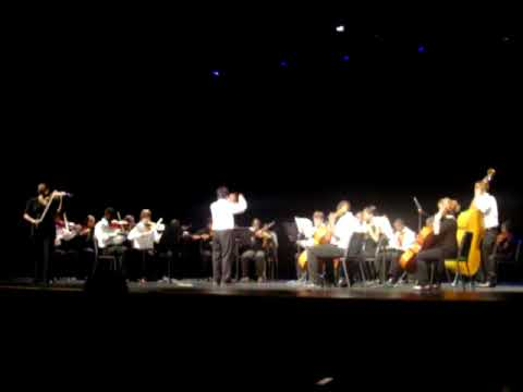 Central High School Chamber Orchestra-Macon, GA- Celtica by Brian Balmages
