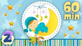 Soothing Lullabies and Soft Baby Music 🌙💤1 HOUR NON STOP 🎼🍼by #ZouzouniaTV