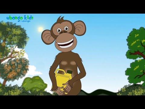 The Best of Ngedere | Ubongo Kids | African Educational Cartoons