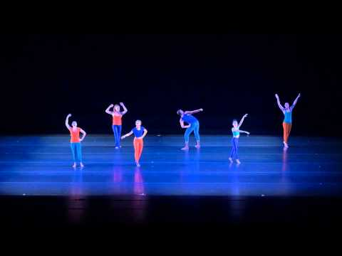 Siri Says - concept and choreography by Lauren Hall