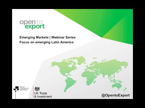 Emerging Markets | Focus on emerging Latin America