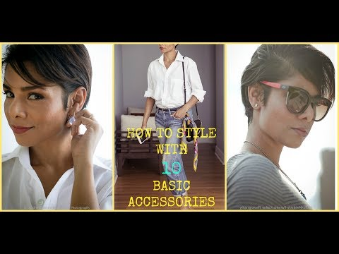 10 Accessories Every Girl Needs/ Women's Accessory Must Haves