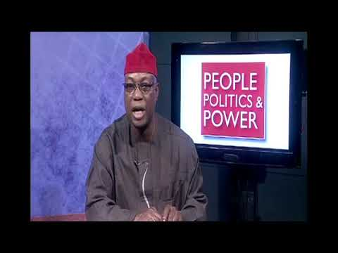 PPP With Tony Nnadi: Project Nigeria; Endless Journey To Restructing