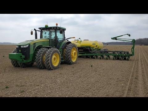 Planting Corn! - #134