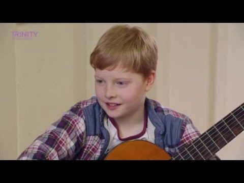 Trinity College London Grade 1 Guitar Exam