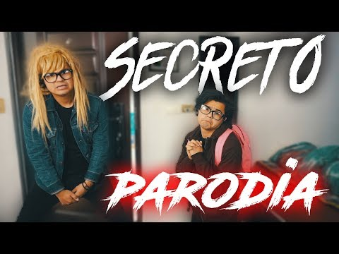 Anuel AA, Karol G - Secreto (PARODIA)