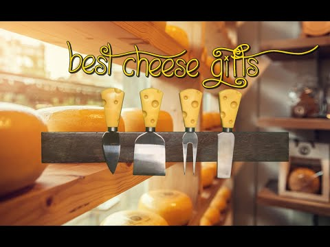 Best Cheese Gifts for Cheese Lovers