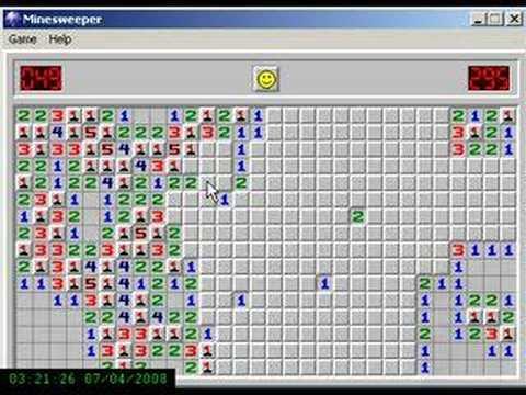 Microsoft Games - Minesweeper - Expert - 99 Mines