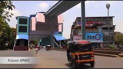 Thane kalyan bhiwandi metro road map was ready