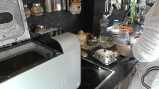 Я САМА. Пасхальный кулич печем в хлебопечке BORK