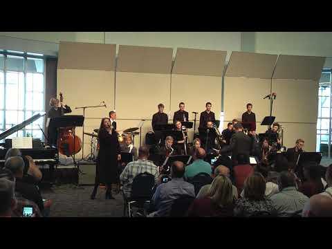 UMEA AllState Jazz Band, February 3, 2018