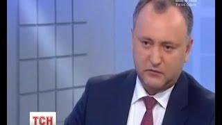 Під крилом Кремля: як зміняться стосунки Молдови й України в разі президентства Ігоря Додона
