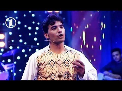 Comedy Clip of Agha Byadar On Eid program - کلپ کمید آغا بیادر در برنامه عیدی