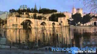Visite de la Cit� des Papes Avignon, Vaucluse, France, notrebellefrance, Guide du tourisme