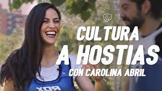 CULTURA A HOSTIAS con Carolina Abril