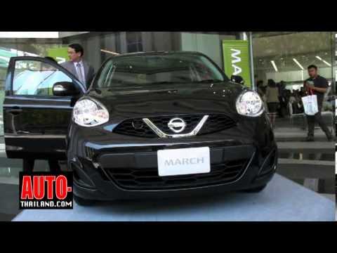 New Nissan MARCH 2013 & New Nissan NV350 URVAN