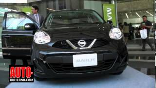 New Nissan March 2013 & New Nissan Nv350 Urvan