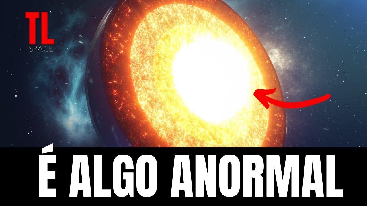 Núcleo da Terra: Algo Anormal está acontecendo e os Cientistas não sabem o que pode ser