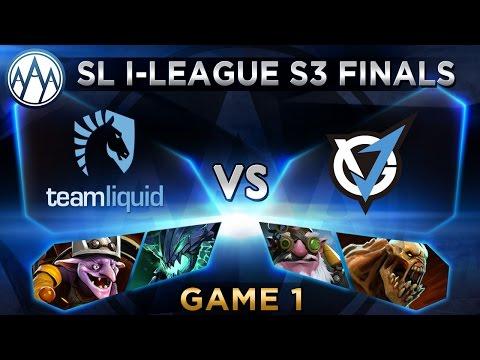 Liquid vs VG.J - SL i-League S3 LAN Grand Finals - G1