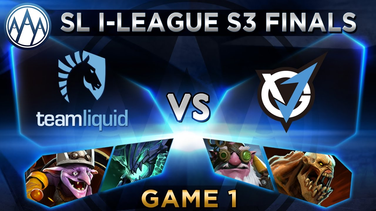 Liquid vs VG.J Game 1 - SL i-League StarSeries S3 LAN Finals - @BTSGoDz @LyricalDota