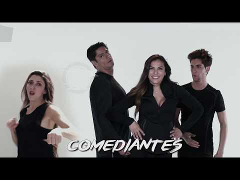 Team Comediantes | Reto 4 elementos
