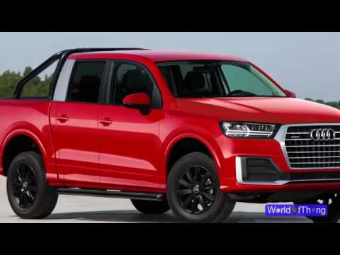 Audi Pickup Truck >> New Audi Pickup Truck Youtube