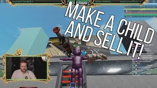 🔥MAKE A CHILD AND SELL IT🔥 - ROBLOX