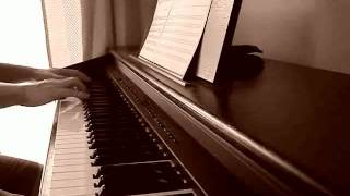 Kamen Rider OOO Opening -Anything Goes- on Piano