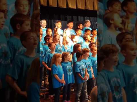 Satyam's Disney music festival, 2017, Town Center Elementary