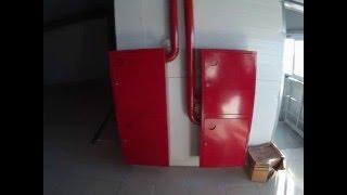 видео Система внутреннего противопожарного водопровода