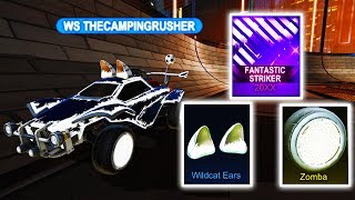 THE MOST EXPENSIVE WHITE ITEMS IN ROCKET LEAGUE!!