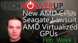 techpowerup news amd new cpus zen 32 core potential seagate lawsuit