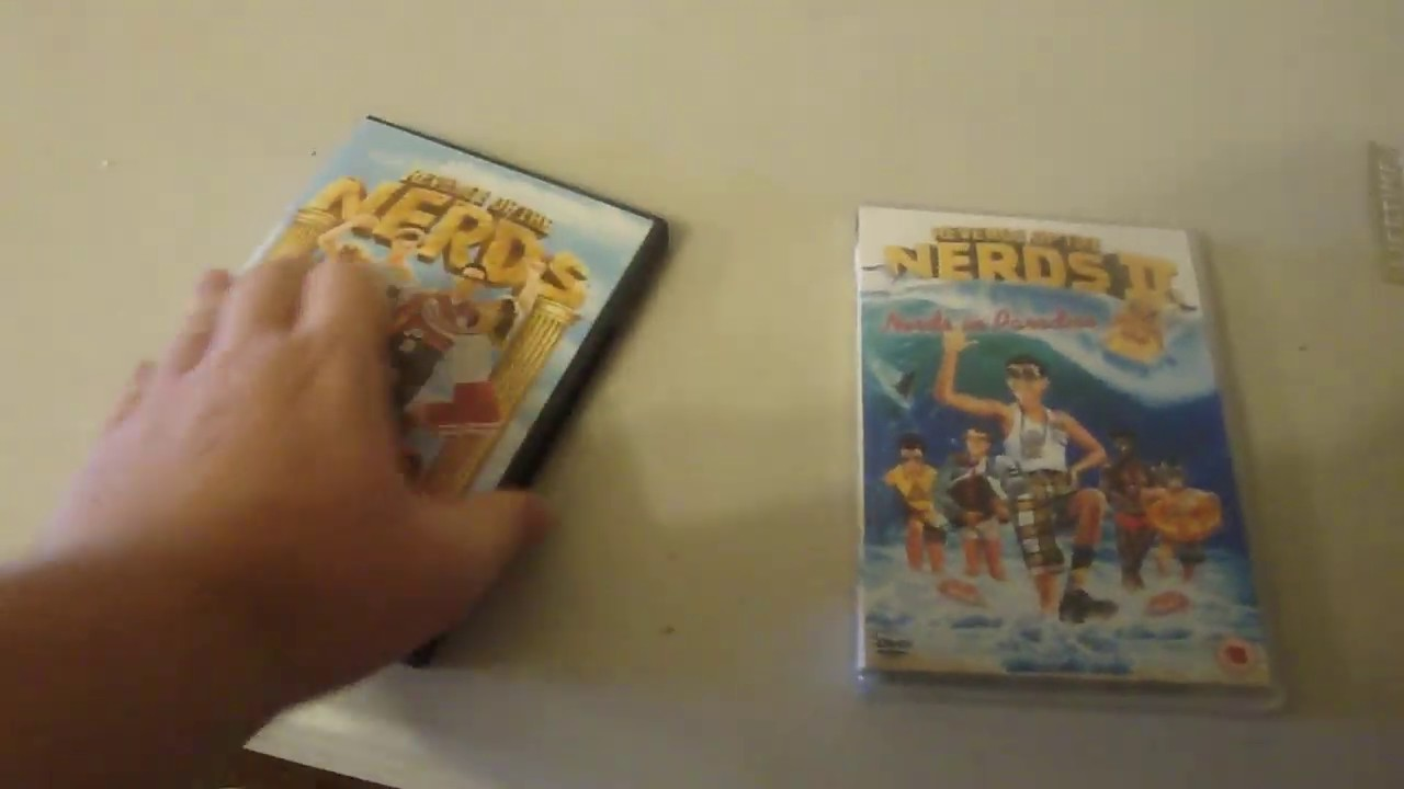 Download unboxing revenge of the nerds 1 and 2 dvd  april