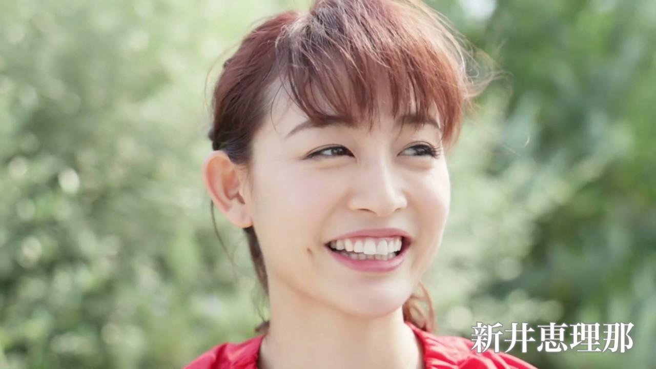 文春ムック『原色美人キャスター大図鑑2020』メイキングムービー