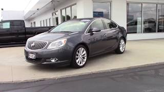 2012 BUICK VERANO 4dr Sdn - Used Car For Sale - Akron, Ohio