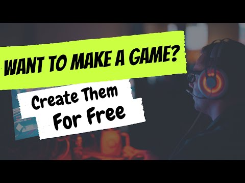 How To Make A Video Game Without Coding For Free (Step-By-Step)