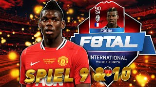 FIFA 16 : F8TAL GERMANY - iMOTM POGBA #5 - DIE LETZTEN 2 SPIELER !!