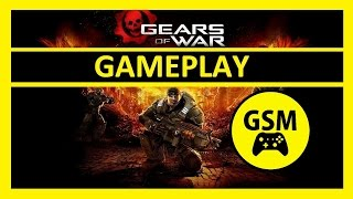 Gears of War Gameplay / 1080p  Full HD / Ultra Settings / PC