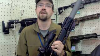 Снайперская винтовка McMillan ALIAS CS5-T \ Тарас Олейник \ Ибис \ Оружие и безопасность 2016