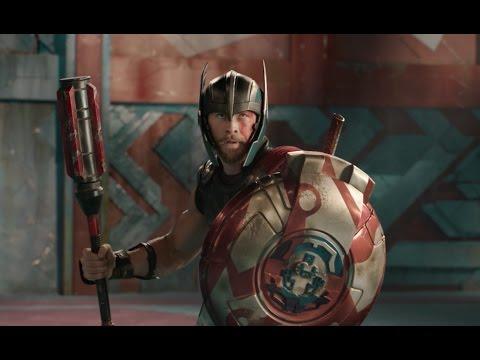 Planet Hulk incontra Asgard nel primo trailer di Thor: Ragnarok!