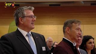 Bürgermeister Mike Münzing lädt zum Neujahrsempfang