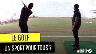 Le golf : un sport d