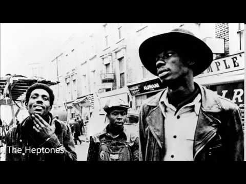 The Heptones - Leroy Sibbles - Best of The Heptones -  Justice Sound