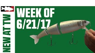 What's New at Tackle Warehouse w. Aaron Quarles - 6/21/17