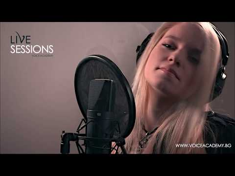 VA Live Studio Sessions - Milena Tsanova - Can You Feel My Heart /cover/