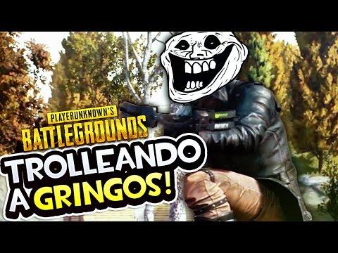 TROLLEANDO A GRINGOS Y LA PRIMERA VEZ DEL ESTANCADO | PLAYERUNKNOWN'S BATTLEGROUNDS PUBG